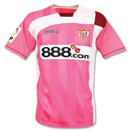 camisetas de futbol Sevilla FC venta