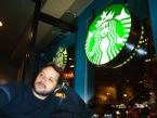 Mario Starbucks
