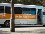 SXSW ônibus