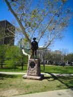 estátua capitólio