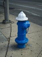 hidrante Smurf