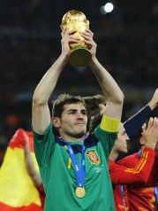 taca Casillas 2010
