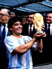 taca Maradona 1986