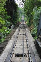 Trilhos do funicular