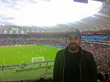02 Copa França Honduras 2