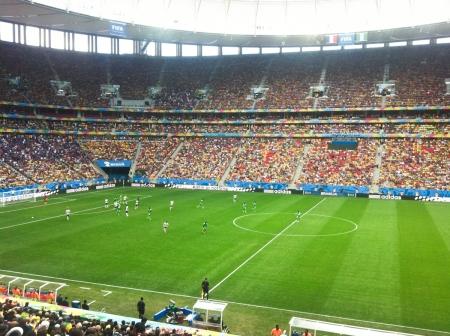 10 Nigéria França 1