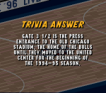 In which stadium could you find gate 3 1-2 R