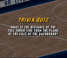 What is the distance of the FT line P