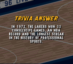 What is the number of most consecutive games won R