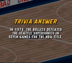 When did the Washington Bullets win R