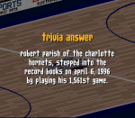 Which active NBA player holds NBA record most games R