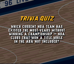 Which current NBA team has existed the most P