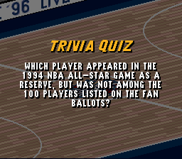 Which player appeared in the 1994 All-Star reserve P
