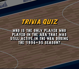 Who is the only player who played ABA P