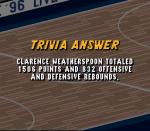 Who led the Philadelphia 76ers R