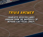 Who was Charlotte's first pick 1991 R