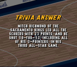 Who was named the 1995 NBA All-Star MVP R