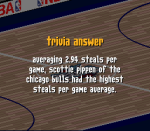 Who was the 1994-95 steals leader R