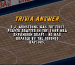 Who was the first player drafted 1995 Expansion R