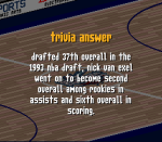 Who was the only 1993 second round draft R