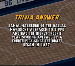 Who was the rookie with the highest 1993-94 R