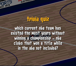 ZZZ Which current NBA team has existed P