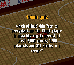 ZZZ Which Philadelphia 76er is recognized P