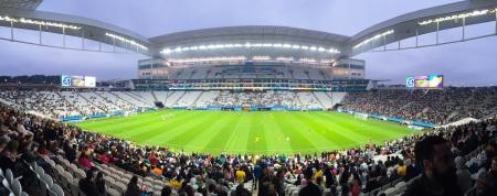 Arena Corinthians Panorâmica